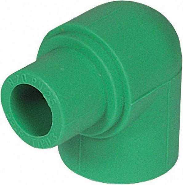 PPR Rohr Aqua-Plus Winkel AG/IG 90° PN25 20mm