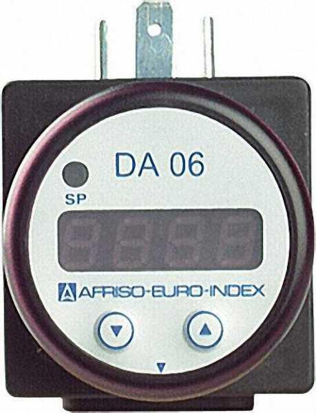 Digitales Anzeigegerät DA 06 für Meßumformer Nachfolgemodell für DA 05