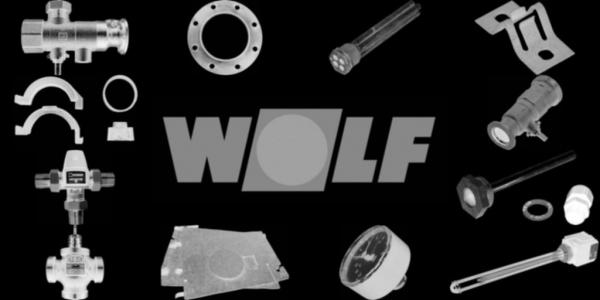 WOLF 8885565 Umrüstsatz auf Erdgas E für NG-4E/CNG-35