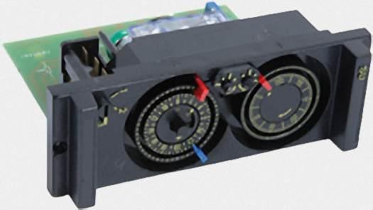 VIESSMANN 7037481 Analog-Schaltuhr (45x130 mm) Typ: SUL 183.0.108
