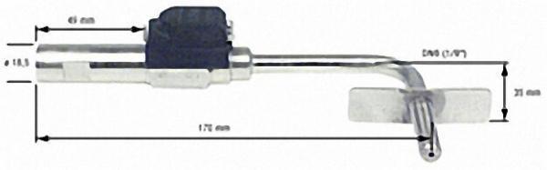 Ölvorwärmer für Thyssen TU - 3 V 30-110 Watt VITH 168