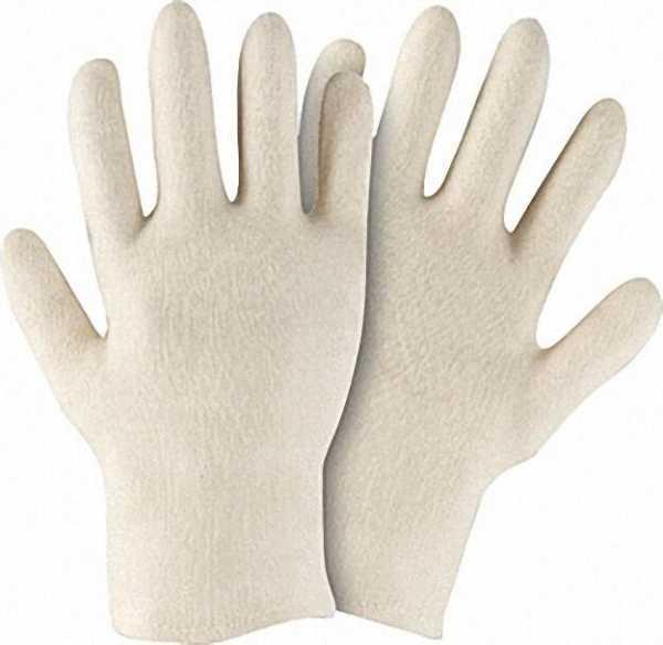 Arbeitshandschuh Baumwoll-Trikot Größe S