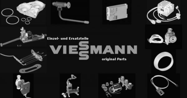 VIESSMANN 7820177 Gehäusevorderteil mit Rahmen