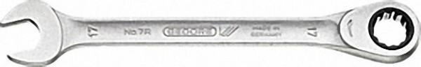 GEDORE Maulschlüssel mit Ringratsche, Type 7 R 11