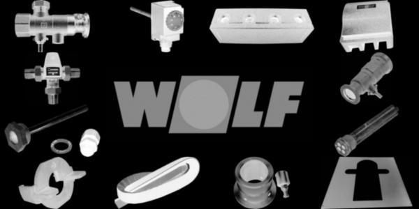 WOLF 8613522 Bodenblech