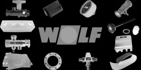 WOLF 8812021 Verkleidung seitlich für NK 17-25(bei Bestellung links/rechts angeben)