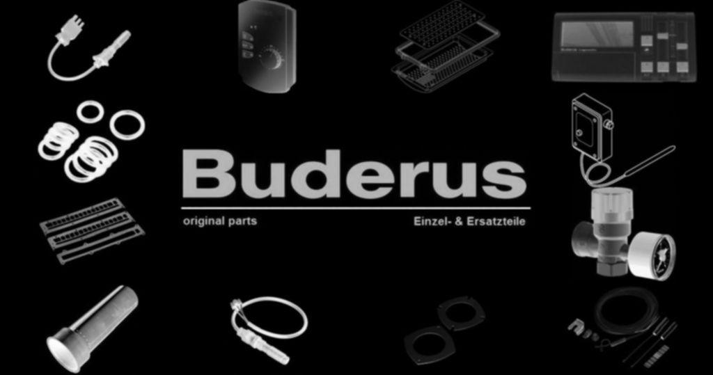 Buderus 87183103730 Fülleinrichtung DN32