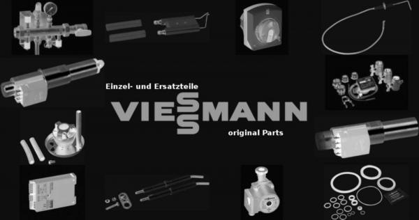 VIESSMANN 7822684 Vorderblech