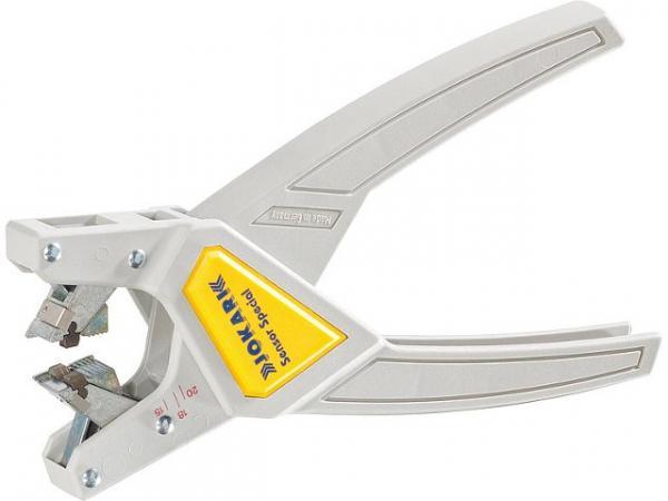 JOKARI Abisolierzange Sensor Special für Kabel 4,4-7,0 mm