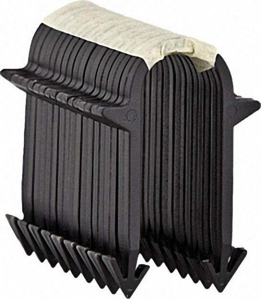 Tackernadel für Rohre mit Außendurchmesser von 16-20mm Länge: 60mm / VPE 300 Stück