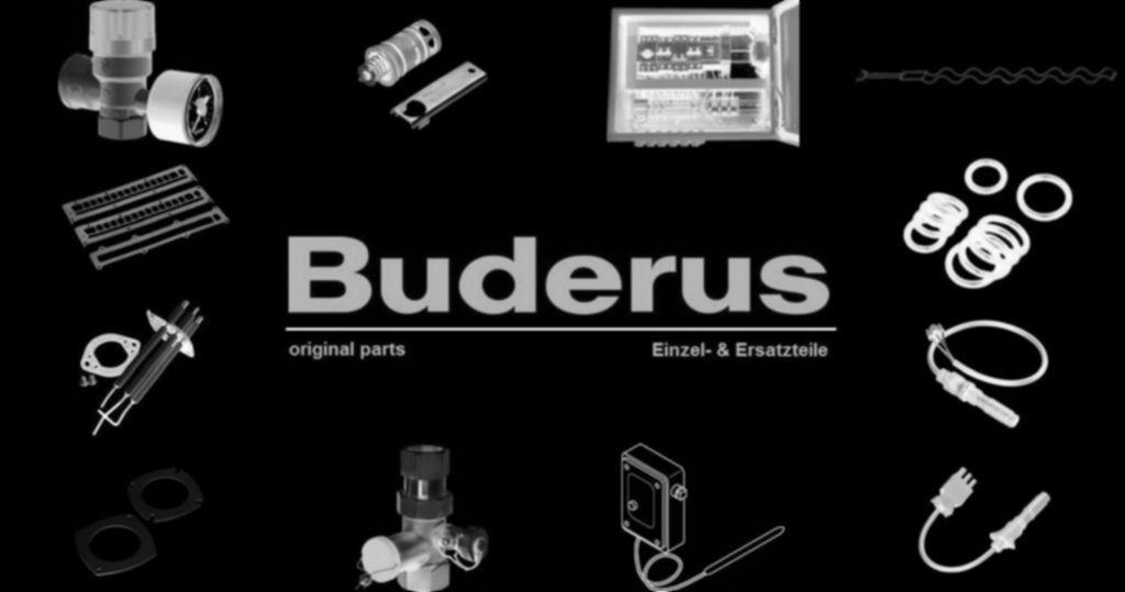 Buderus 87186635740 Vorlaufrohr primär DN32