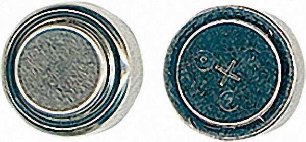 PANASONIC Knopfzellen-Miniatur-Batterie Typ SR-1120 WEP