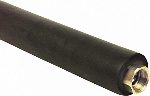 Wellschlauch DN 16 Isoliert mit 2 x Überwurfmutter 3/4'' Länge 1 m