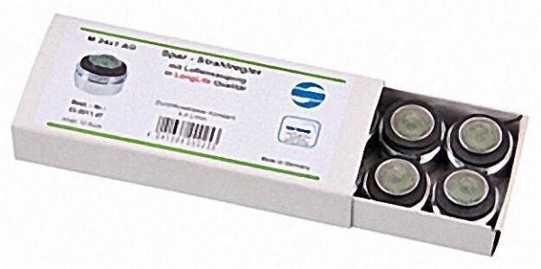 Spar-Strahlregler ohne Prüfzeichen AG M24X1 mit Gummidichtung Spar-6,0l/min VPE 10 Stück