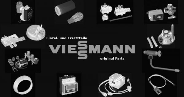 VIESSMANN 7810842 Frontplatte KR-Teil Dekamatik