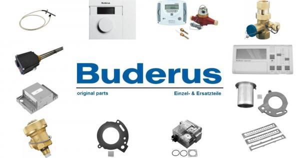 Buderus 7736602650 RLU Anschlussset DN110