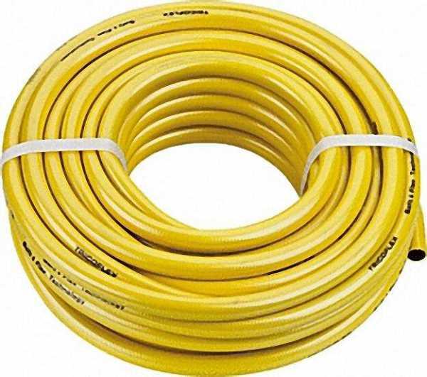 Wasserschlauch Tricoflex 3/4''-19,0mm, 50 m, gelb