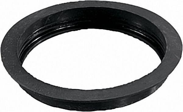 VALSIR Gummi-Lippenring ''I'' für Übergangsdichtung Guss/HT-Rohr schwarz DN100 G-100
