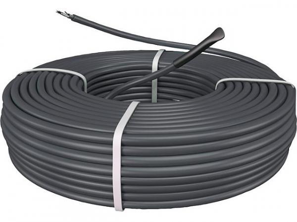 Fussbodenheizung-Kabel für Beton und Estrich, elektrisch 1250 W-73,5 m