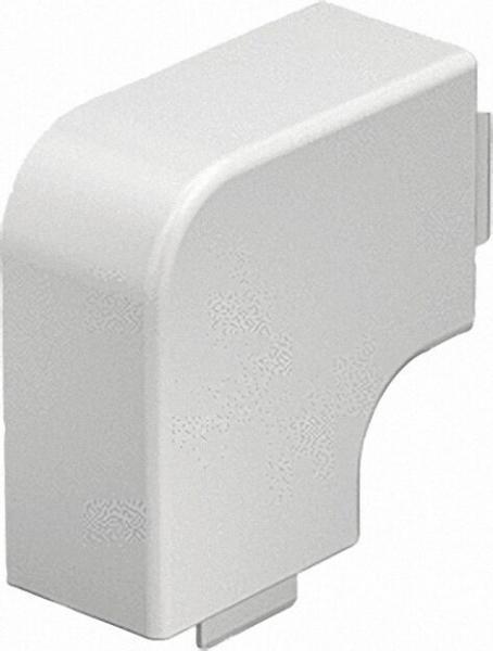 Flachwinkelhaube reinweiß Typ WDK/HF 40060 / 1 Stück
