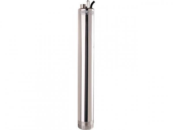 Tiefbrunnenpumpe aus Edelstahl TM 31 1'' IG, 230 V / 0, 37 KW Aussendurchmesser 78mm