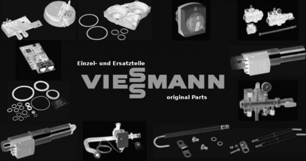 VIESSMANN 7832627 Schlauch Heizkreis unten