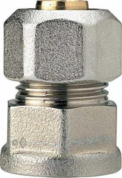 Klemmringverschraubung für MSVR Übergangsstück mit IG 14x2mm-1/2''