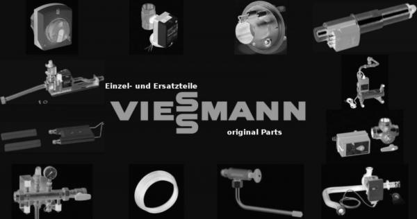 VIESSMANN 7839843 Manometer 0-70 psi m. Kunststoffkapillar