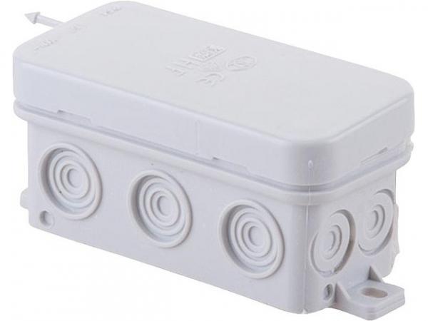 Mini-Abzweigdose FR/AP Thermoplast flammwidrig 85x45x40mm IP54