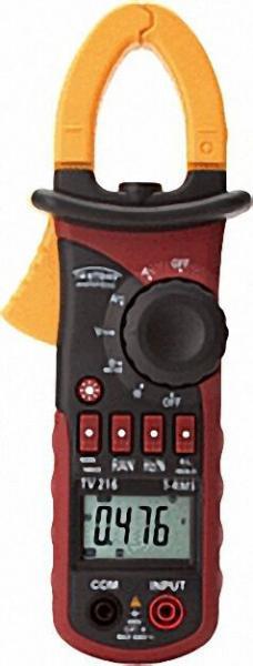 TESTBOY Zangenamperemeter Testavit 216 N mit Meßleitungen und Tasche