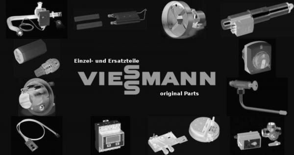 VIESSMANN 7833019 Blende CVUA mit Modul weiss