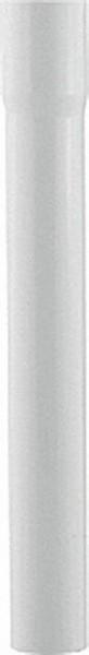 Spülrohrverlängerung mit Muffe d = 44mm weiss 500mm