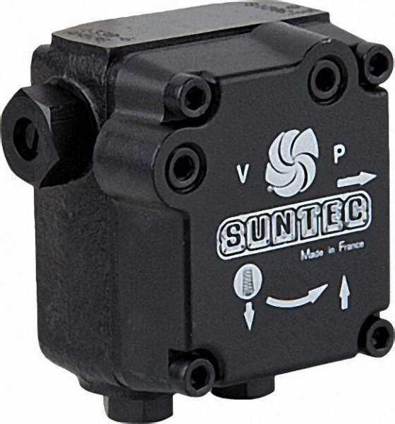 SUNTEC - Ölbrennerpumpe AN 47 D 7229 4P auch Ersatz für Eckerle