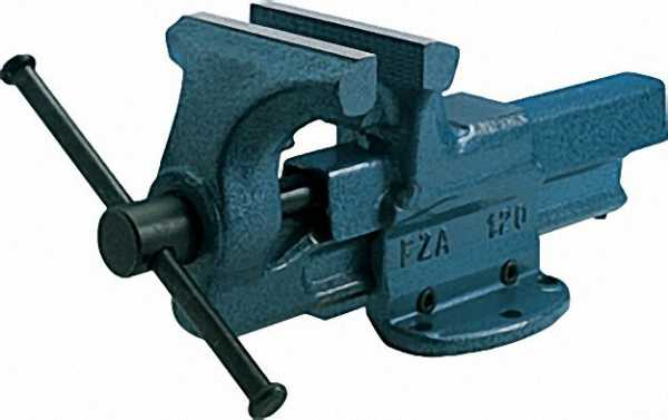 Parallel-Schraubstock Panther Backenbreite 120mm