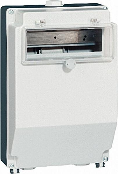 Steckdosen-Kombination 1x Steckdose 5/16A 2x SCHUKO, 1x FI-Schalter