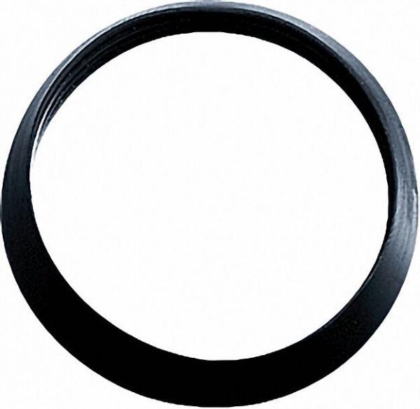 Kunststoff-Keil-Dichtung schwarz 1 1/4'', 32x37x7mm für Grohe 50 Stück