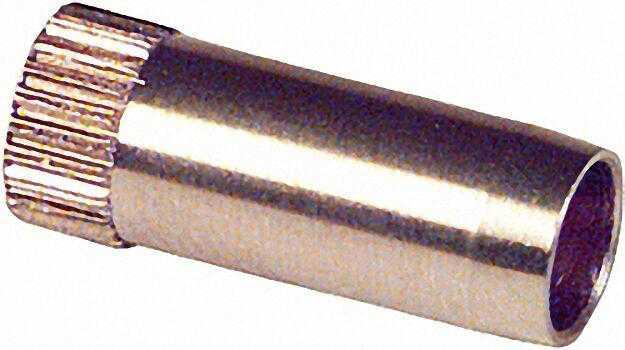 Verstärkungshülsen für Kupferrohr VH 15mm Messing