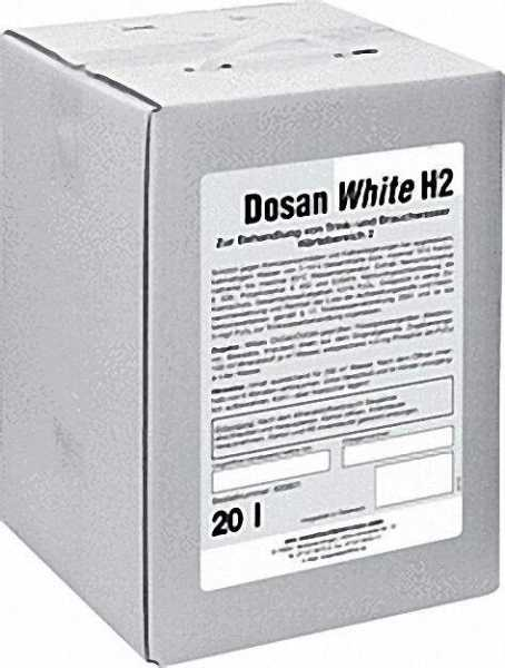 BWG Wasserchemie Dosan H2 20 kg Härtebereich 2=(7-14°dH)