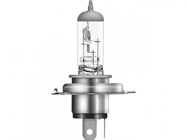 Halogen-Scheinwerferlampe H4 64193 60/55W 12V P43T
