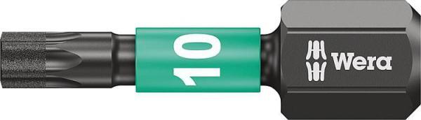"""WERA Schlagschrauberbits 6,3 mm (1/4"""") Impaktor, Torx"""