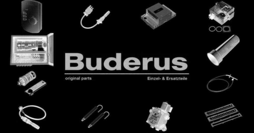 Buderus 8718581542 Umrüstset Sicherungsautomat 10A R43xx ev