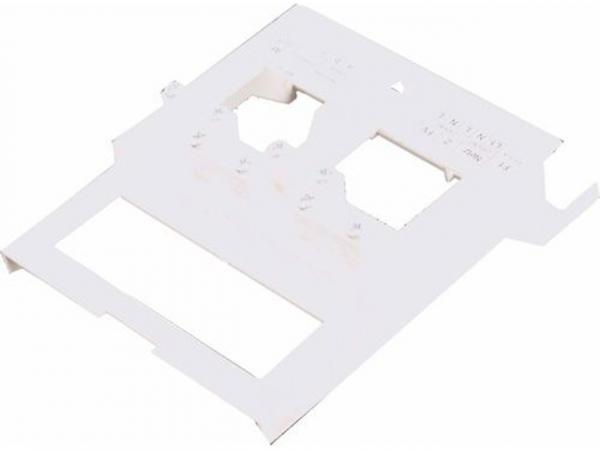 WOLF 1710103 Halter Netzplatine für Regelung