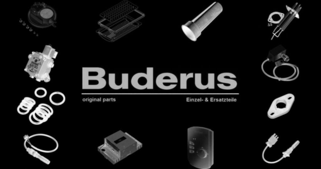 Buderus 87185444840 Wärmeschutz Pufferspeicher 500/5-120