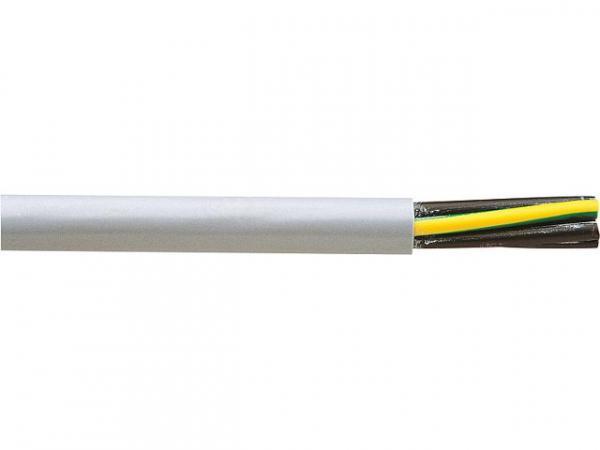 Steuerleitung Flex-JZ 5x0, 75, gr, Rolle a 100m