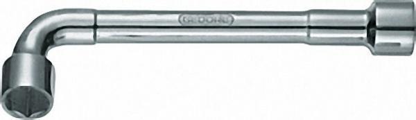 GEDORE Doppelsteckschlüssel abgewinkelt mit Bohrung Type 25 PK 30