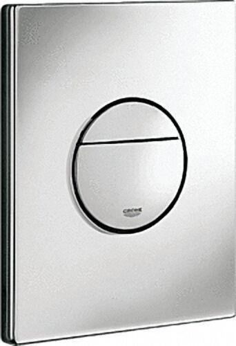 Abdeckplatte Nova Cosmopolitan für WC-Spülkasten, alpinweiß, senkrechte u. waagerechte Montage