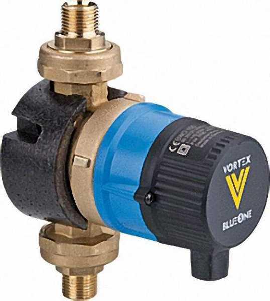 VORTEX 433-111-001 Brauchwasserpumpe BWO 155 V ohne Regelmodul