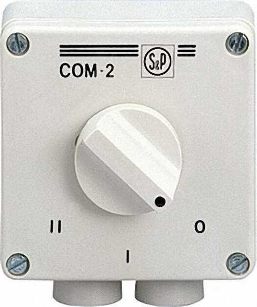 S&P 5401259600 2-Stufen-Schalter COM-2