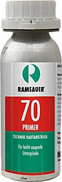 RAMSAUER Primer 70 zur Verbesserung der Haftung von Silicon und Hybriddichtmassen 300ml