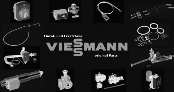 VIESSMANN 7338612 Wellrohr DN20 L=433mm
